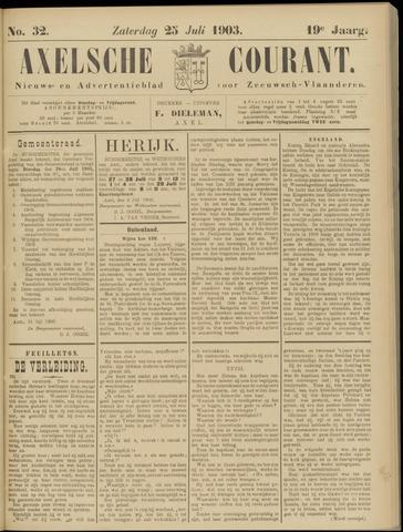 Axelsche Courant 1903-07-25
