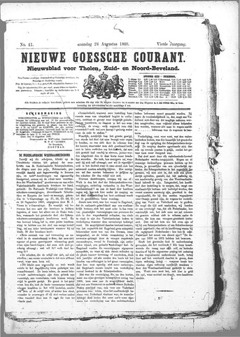 Nieuwe Goessche Courant 1869-08-24