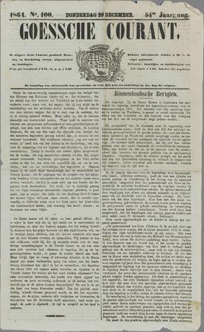 Goessche Courant 1864-12-29