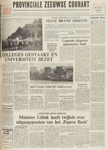 Provinciale Zeeuwse Courant 1972-05-26