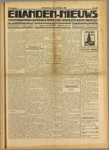 Eilanden-nieuws. Christelijk streekblad op gereformeerde grondslag 1935-01-23