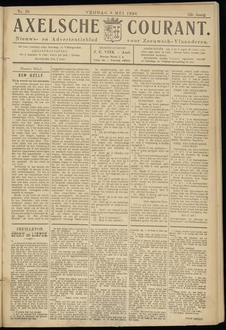 Axelsche Courant 1936-05-08