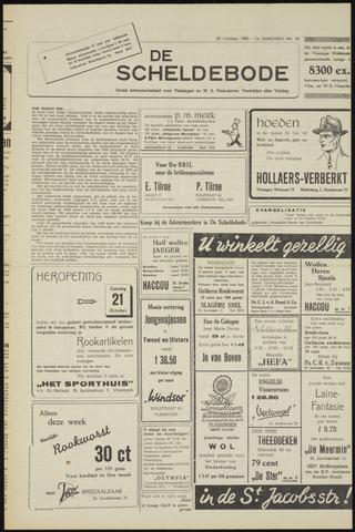 Scheldebode 1950-10-20