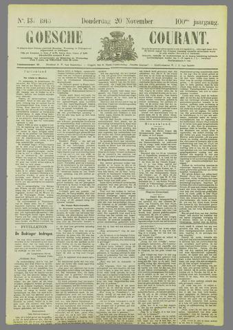 Goessche Courant 1913-11-20