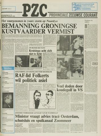 Provinciale Zeeuwse Courant 1978-01-12