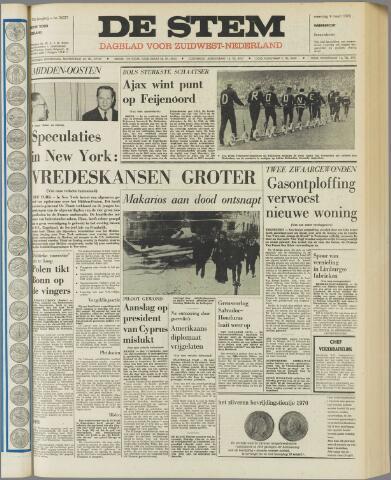 de Stem 1970-03-09