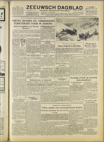 Zeeuwsch Dagblad 1952-02-25