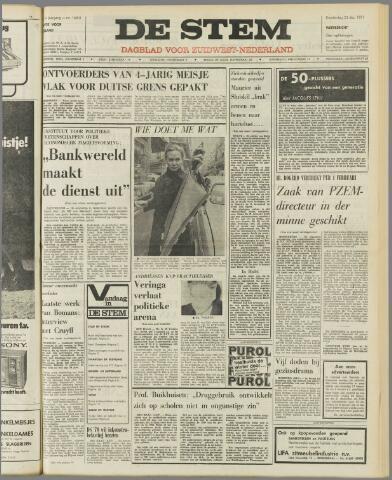 de Stem 1971-12-23