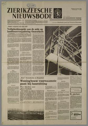 Zierikzeesche Nieuwsbode 1981-01-13