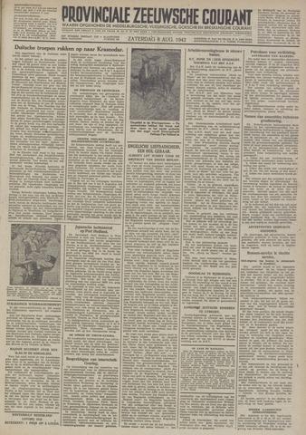 Provinciale Zeeuwse Courant 1942-08-08