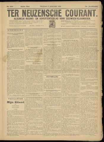 Ter Neuzensche Courant. Algemeen Nieuws- en Advertentieblad voor Zeeuwsch-Vlaanderen / Neuzensche Courant ... (idem) / (Algemeen) nieuws en advertentieblad voor Zeeuwsch-Vlaanderen 1934-01-05