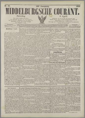 Middelburgsche Courant 1895-04-06
