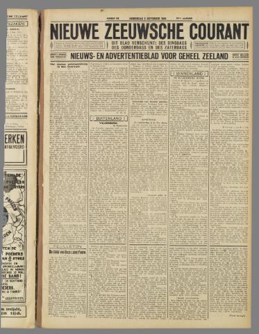 Nieuwe Zeeuwsche Courant 1934-09-06