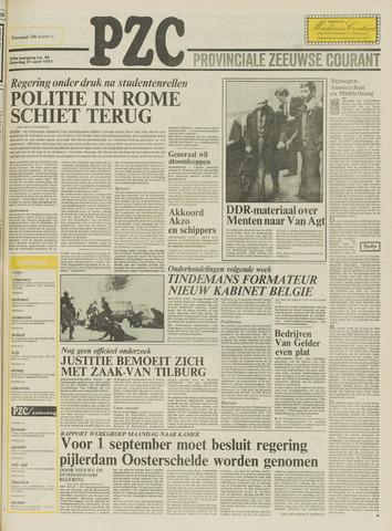 Provinciale Zeeuwse Courant 1977-04-23
