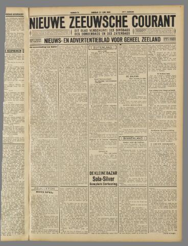 Nieuwe Zeeuwsche Courant 1933-06-27