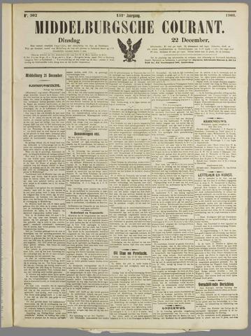 Middelburgsche Courant 1908-12-22