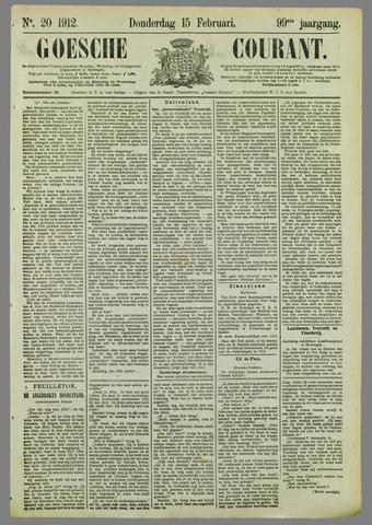 Goessche Courant 1912-02-15