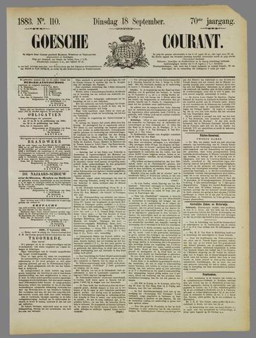 Goessche Courant 1883-09-18