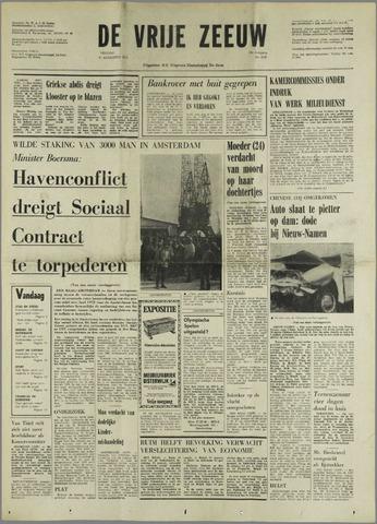 de Vrije Zeeuw 1972-08-25