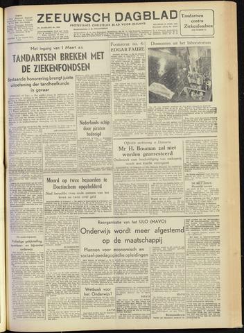 Zeeuwsch Dagblad 1955-02-21