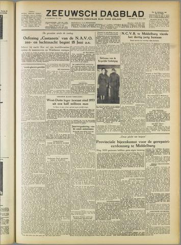 Zeeuwsch Dagblad 1952-06-14
