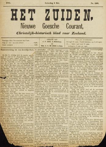 Het Zuiden, Christelijk-historisch blad 1885-05-02