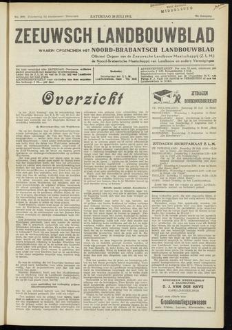 Zeeuwsch landbouwblad ... ZLM land- en tuinbouwblad 1951-07-28