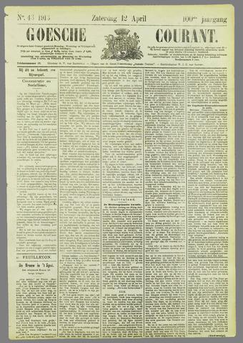 Goessche Courant 1913-04-12