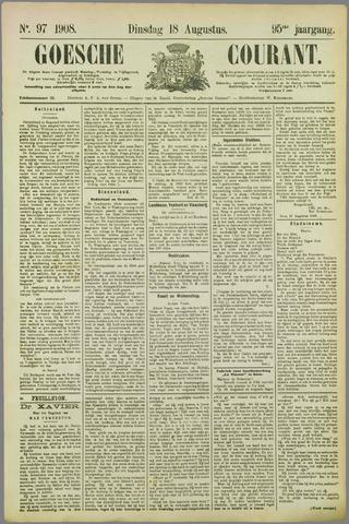 Goessche Courant 1908-08-18