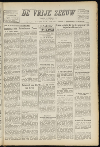 de Vrije Zeeuw 1948-02-20