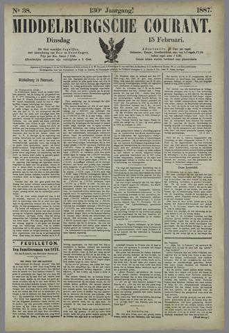 Middelburgsche Courant 1887-02-15