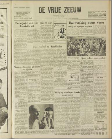 de Vrije Zeeuw 1960-03-14