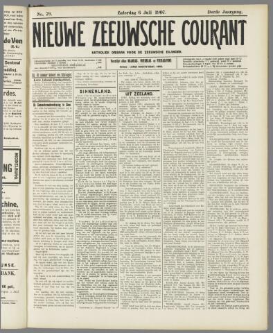 Nieuwe Zeeuwsche Courant 1907-07-06