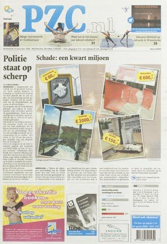 Provinciale Zeeuwse Courant 2008-12-31