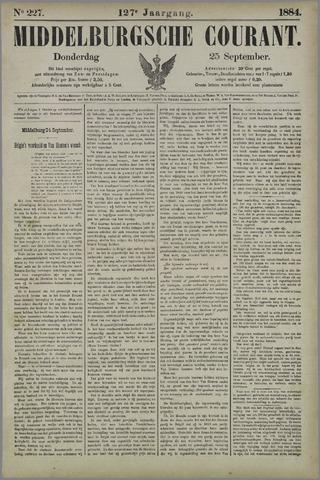 Middelburgsche Courant 1884-09-25
