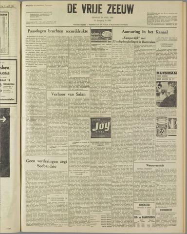 de Vrije Zeeuw 1962-04-24