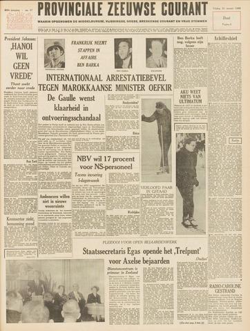 Provinciale Zeeuwse Courant 1966-01-21