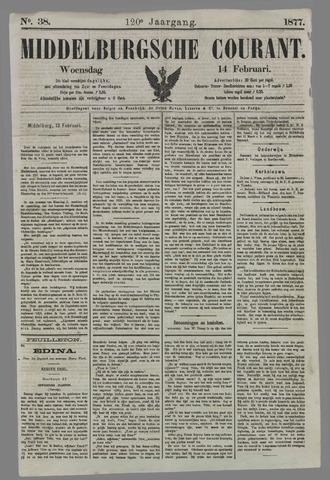 Middelburgsche Courant 1877-02-14
