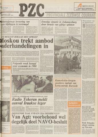 Provinciale Zeeuwse Courant 1979-12-15
