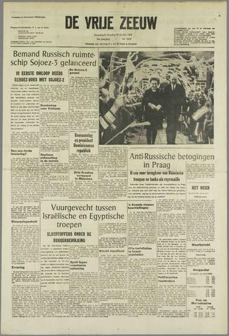 de Vrije Zeeuw 1968-10-28