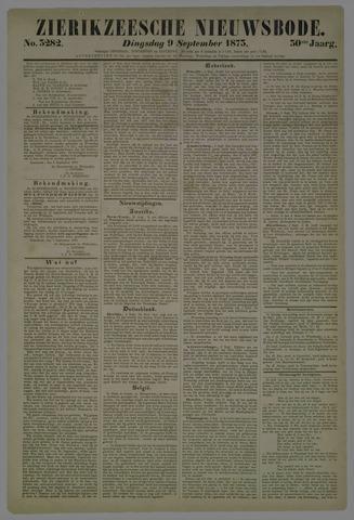 Zierikzeesche Nieuwsbode 1873-09-09