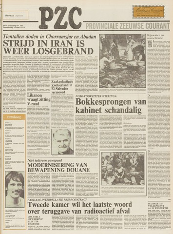 Provinciale Zeeuwse Courant 1979-05-31