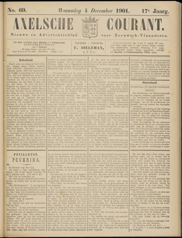 Axelsche Courant 1901-12-04