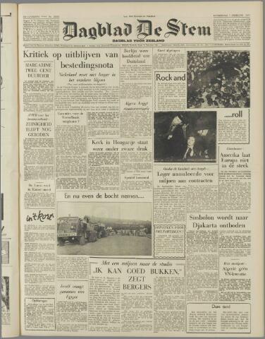 de Stem 1957-02-07