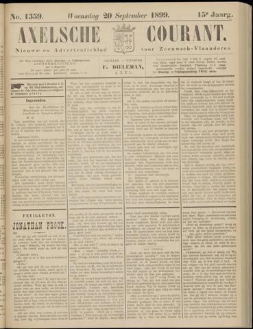 Axelsche Courant 1899-09-20