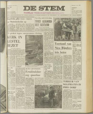 de Stem 1972-11-13