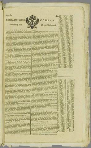 Middelburgsche Courant 1809-05-18