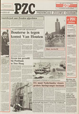 Provinciale Zeeuwse Courant 1987-05-25