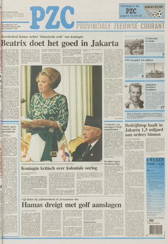 Provinciale Zeeuwse Courant 1995-08-22