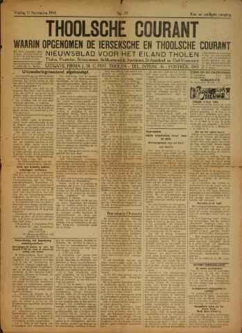 Ierseksche en Thoolsche Courant 1944-09-15